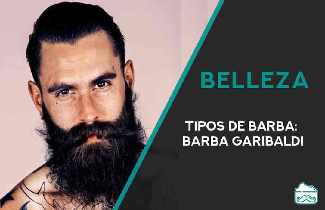barba garibaldi hombres