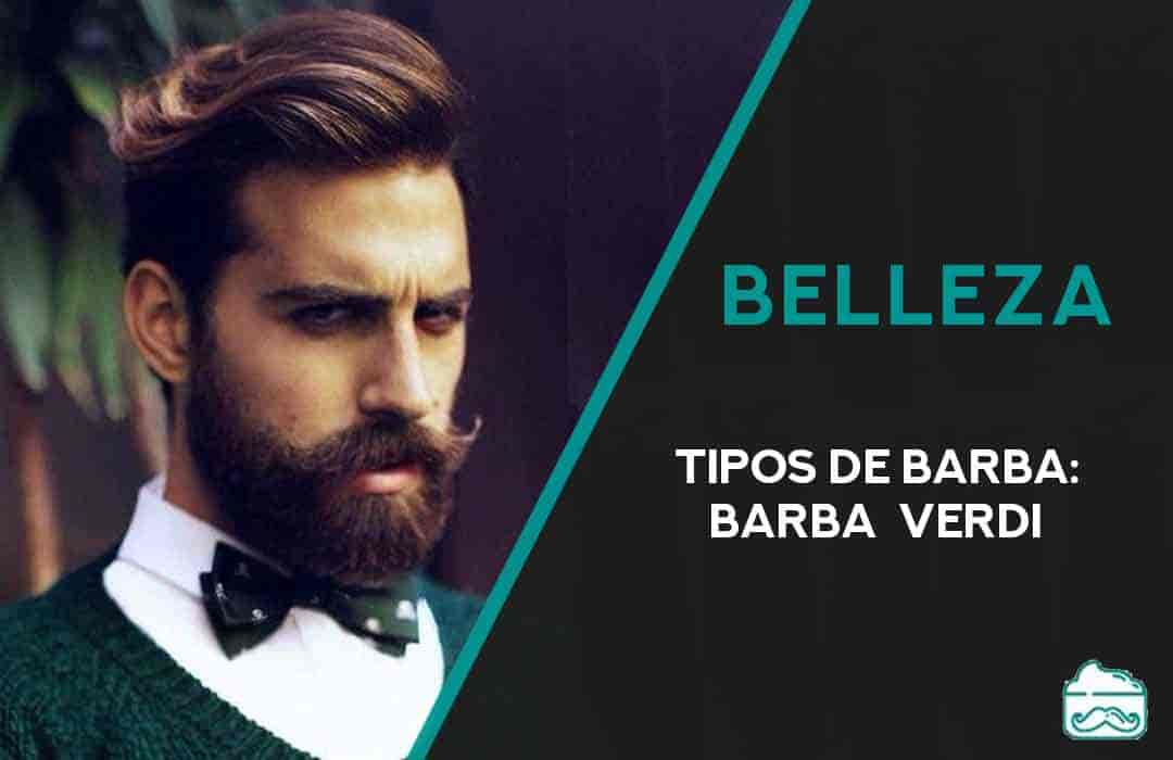Barba Verdi hombres