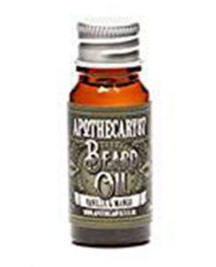 aceite de barba apothecary 87
