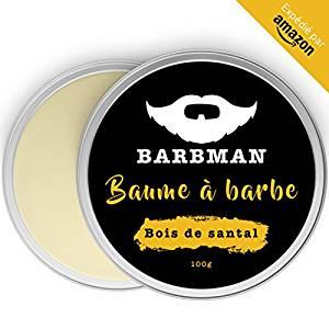 crema para barba barbman