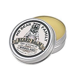 crema o balsamo para barba mr bear family