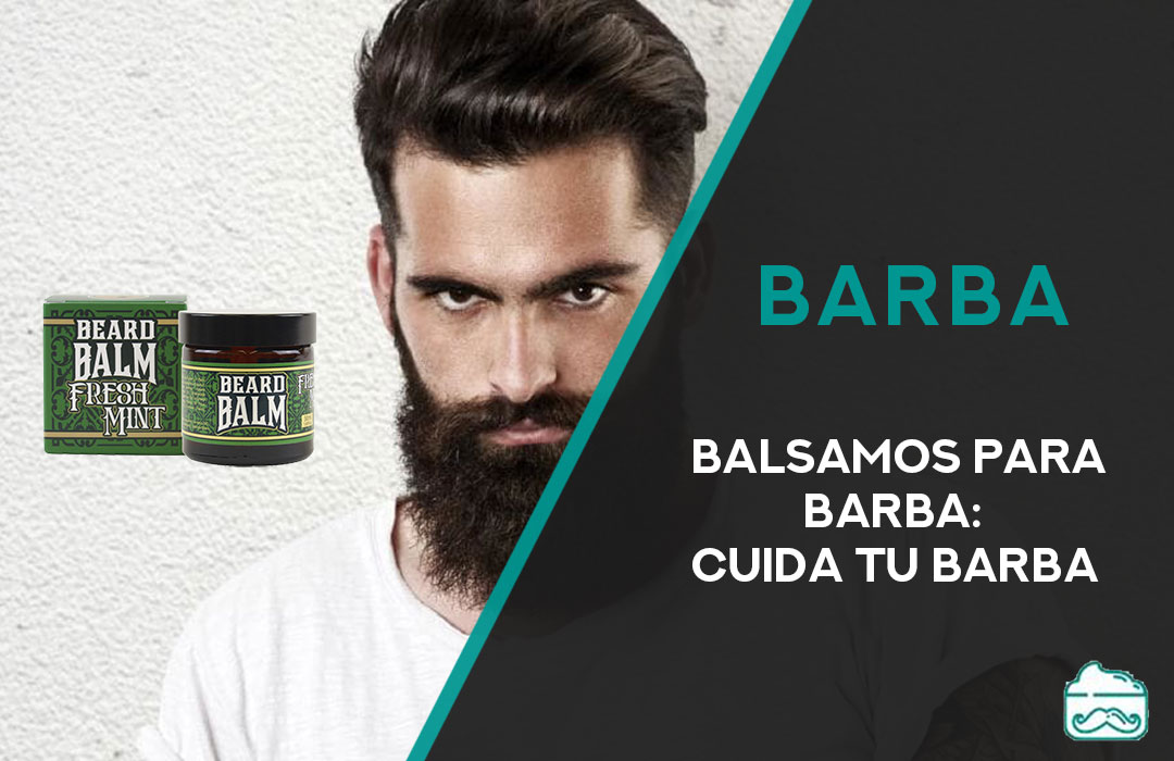 balsamos para barba