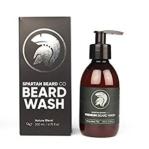 champu para barba spartan